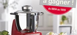 Jeu Familiscope : robots Cook Expert Magimix à gagner