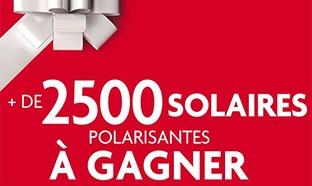 Jeu 100 ans Lissac : 2760 solaires à gagner