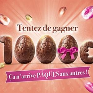 Jeu Netto : Ca n'arrive Pâques aux autres sur Netto.fr