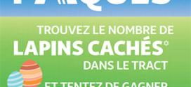 Tentez de remporter une carte cadeau Auchan de 50€