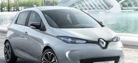 Jeu Renault : Voiture électrique ZOE 2019 à gagner