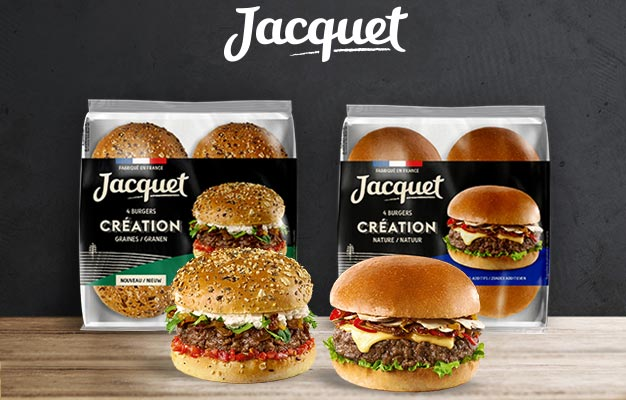 Tentez de tester gratuitement les pains Burgers Collection Jacquet