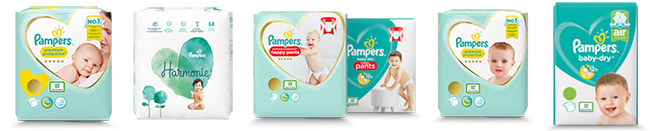 Bons De Reduction Pampers A Imprimer Echantillons Club