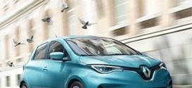 Jeu Renault : Voiture électrique ZOE à gagner