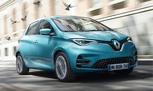 Jeu gagner voiture électrique Renault Zoé