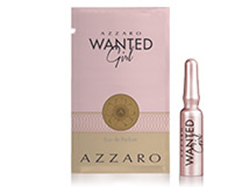 mini roll-on d'Azzaro Wanted Girl gratuit