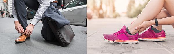 testez gratuitement la solution pour pieds sur-solicités avec Sampleo