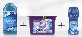 Test gratuit de la gamme Dash Lenor