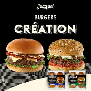 Test Jacquet : Pains Burgers Collections offerts