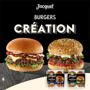 Test Jacquet : Pains Burgers Collections offerts