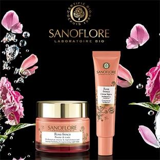 Test Sanoflore : soins Rosa Fresca gratuits