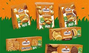 Test St Michel : 250 lots de 6 paquets de biscuits Bio gratuits