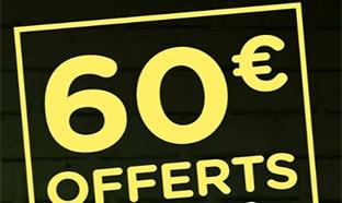 Leader Price 30 ans : 60€ offerts en bons dès 60€ d'achat