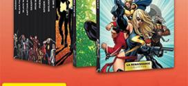 Carrefour : BD Comics Marvel pas chers