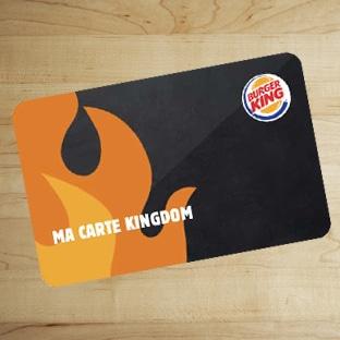 Carte Burger King Quimper.Carte De Fidelite Burger King Kingdom Reductions Et Avantages