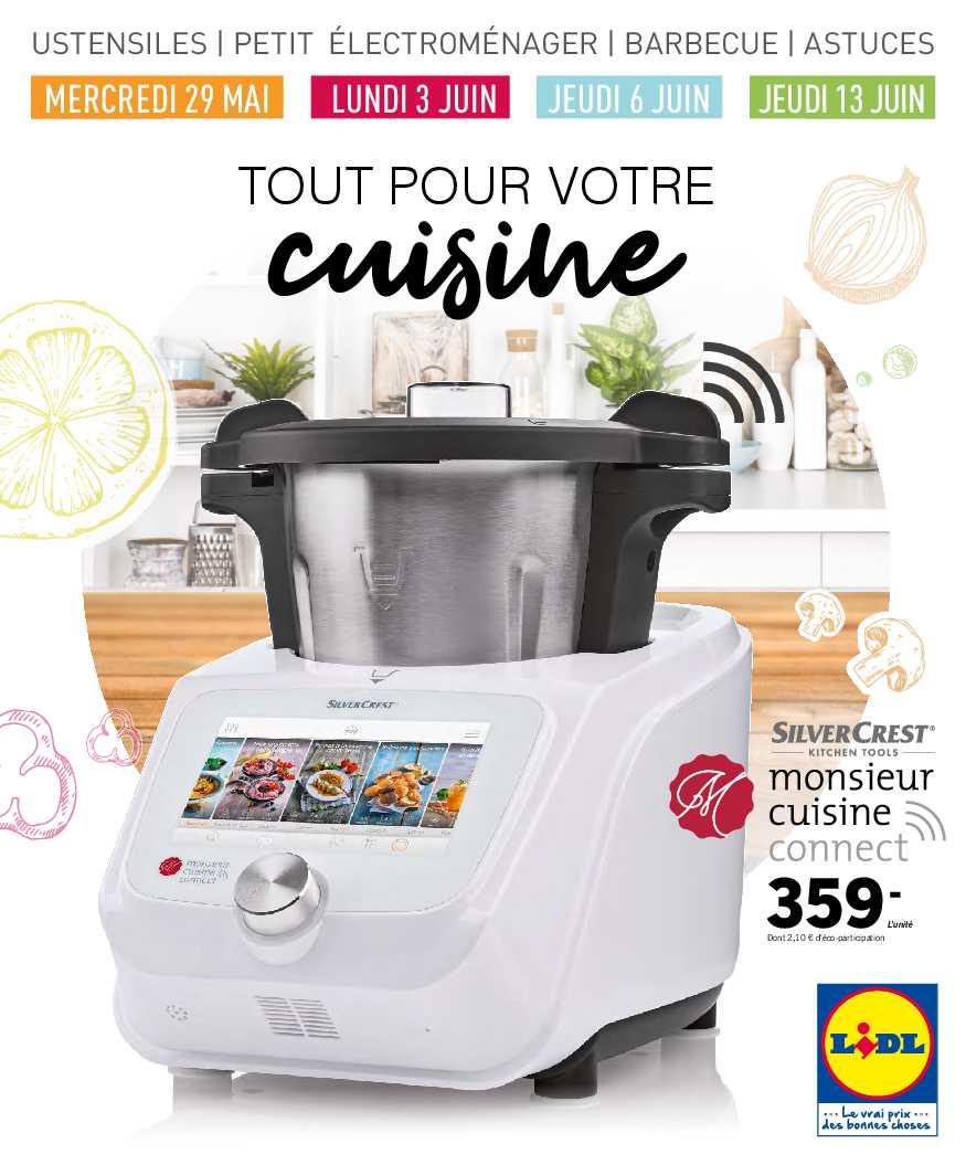 Catalogue Cuisine Lidl 2019 Ustensiles Petit