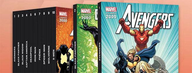 Comics Marvel La Renaissance Collection : petit prix de lancement chez Carrefour
