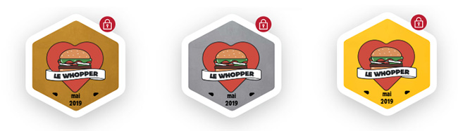 Carte Fidelite Burger King
