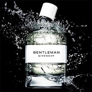 Échantillons du parfum Gentleman Cologne de Givenchy
