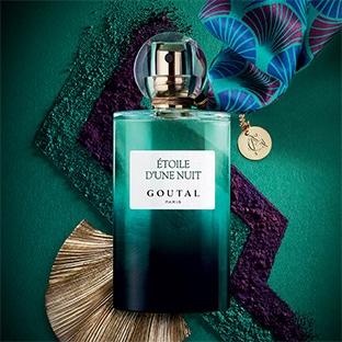 Échantillons gratuits du parfum Étoile d'une Nuit de Goutal