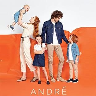 Bon plan Groupon : bon d'achat André moins chèr
