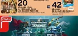 Jeux Intermarché instants gagnants : 136 lots à gagner