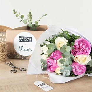 Jeu Maisons du Monde : Bouquets Bloom's à gagner