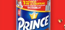 Jeu Prince LU avec code unique www.princedelu.fr