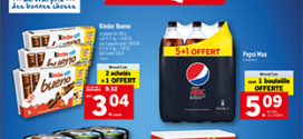 "Catalogue Lidl ""A vos marques"""