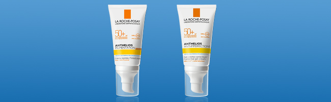 protection solaire Anthelios pigmentation ou anti-imperfections