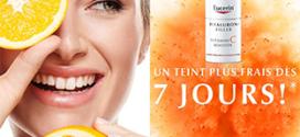 Test Eucerin : Hyaluron-Filler Booster Vitamine C