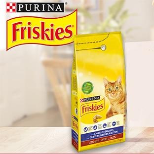 Test Friskies : croquettes chats stérilisés gratuites