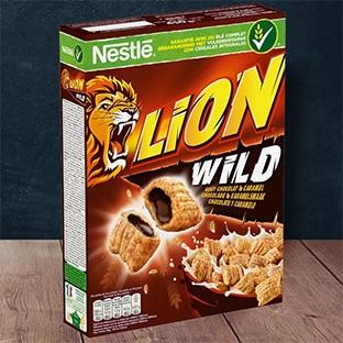 Test gratuit des céréales Lion Wild