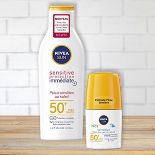 Test Nivea Sun Sensitive