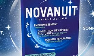 Test Insiders : Novanuit triple action gratuit