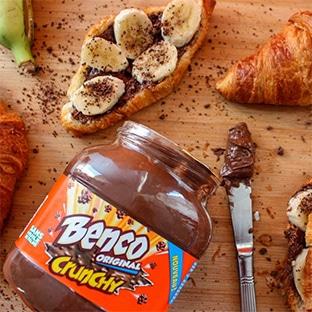 Test Sampleo : pâtes à tartiner Benco gratuite