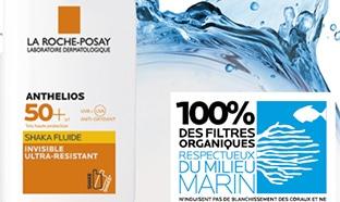 Test La Roche-Posay : Shaka Fluide gratuits