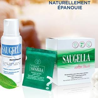Test Saugella : produits d'hygiène intime gratuits