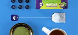 Test gratuits des thés verts Matcha Tetley avec The Insiders