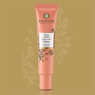 Test Sanoflore : 50 crèmes riches Rosa Fresca gratuites