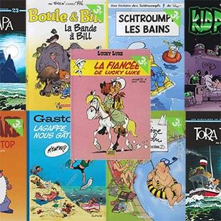 l'été BD : des bandes dessinées à petit prix sur Amazon