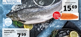 Catalogue Lidl Foire aux poissons du 3 au 9 juillet