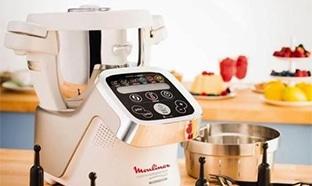 Soldes Companion de Moulinex : Robot cuiseur à 419,99€