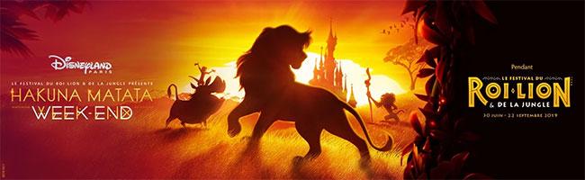 Festival Le Roi Lion de Disneyland Paris