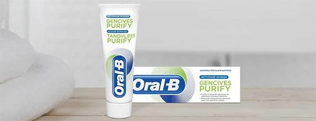 dentifrices Oral-B offerts au jeu d'Envie de Plus