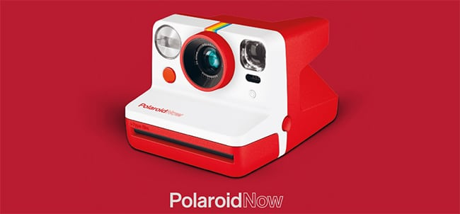 appareil photo Polaroid à gagner au jeu Pringles Summer