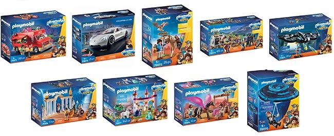 Tentez de gagner des places de ciné ou la gamme Playmobil Movie avec King Jouet