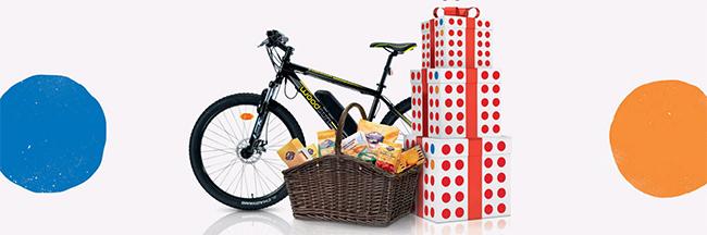 www.tourdesregions.leclerc : les cadeaux à gagner