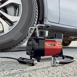 Bon plan Lidl : Mini-compresseur 12V pas cher (17,99€)