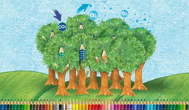 Tentez de gagner des crayons et un cahier de coloriage avec Faber-Castell